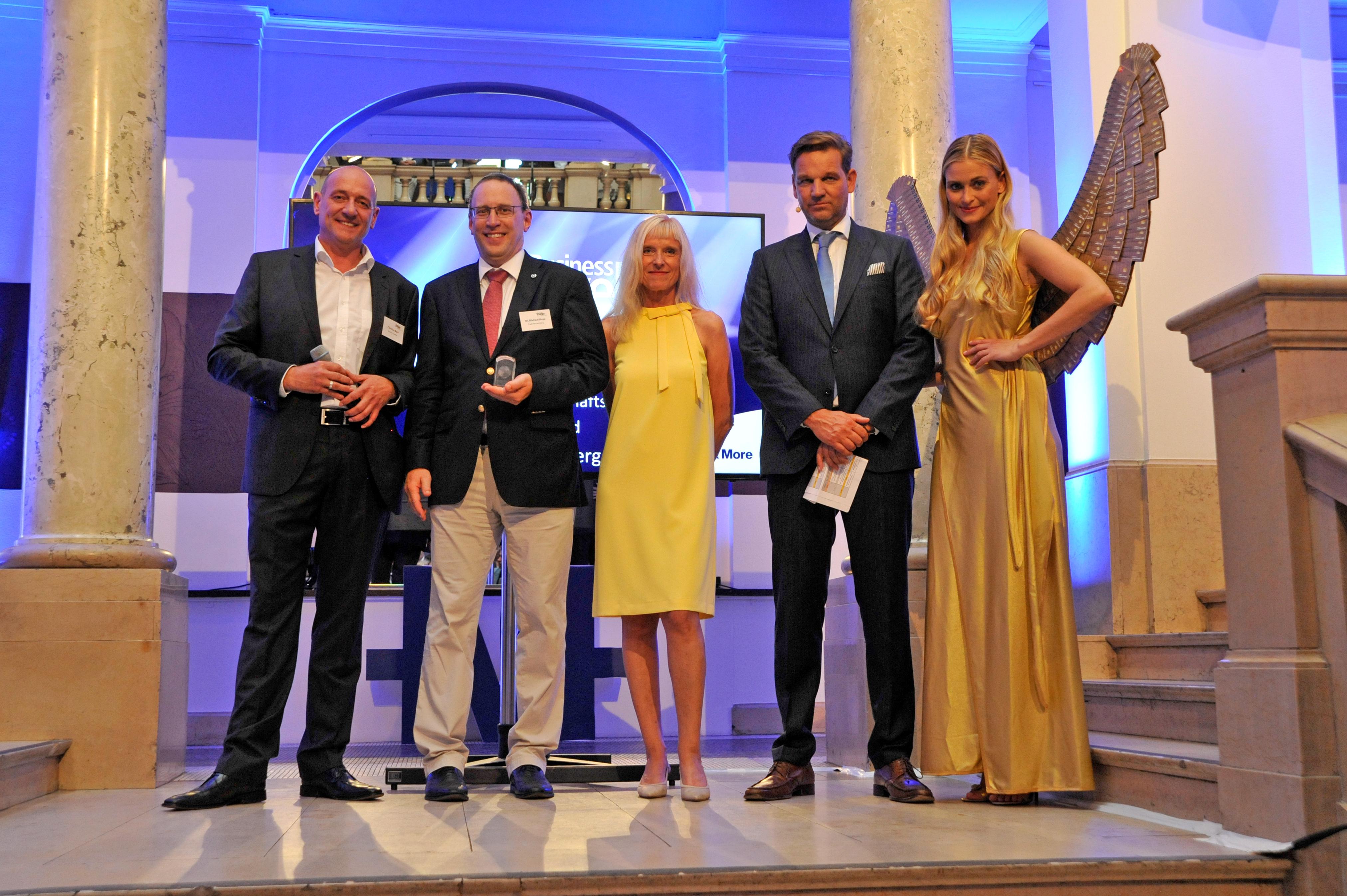 Airport Nürnberg gewinnt zum 10. Mal in Folge den Business Traveller Award als bester deutscher Flughafen