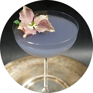 Arsenic & Old Lace Cocktail