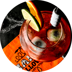 Ghoulish Gin-ger Ale