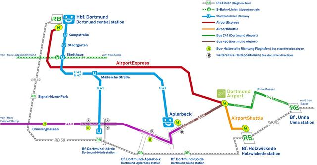 Linienfahrplan 2017