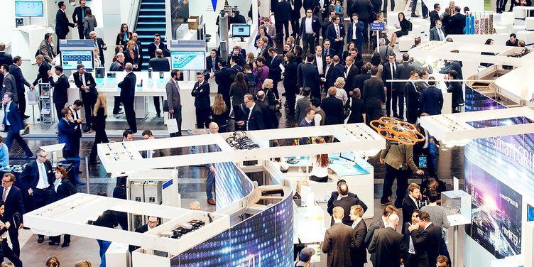 E-world Essen Halle 3