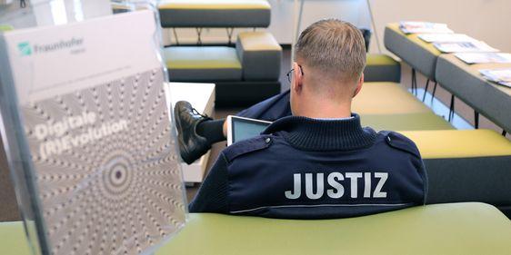 Digitalisierung im Justizbereich in Berlin