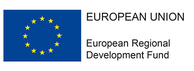 LZDV, EFRE, Logo englisch