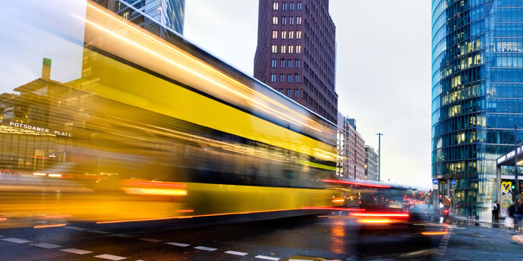 Urbane digitale Plattform