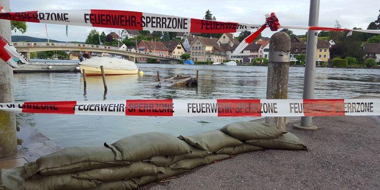 ESPRI KATRETTER Katastrophe Feuerwehr Hochwasser Warnung freiwillige Helfer