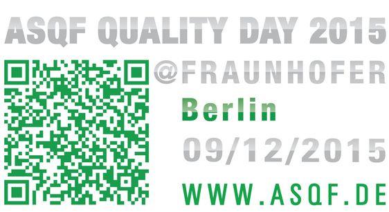 ASQF Quality Day 2015