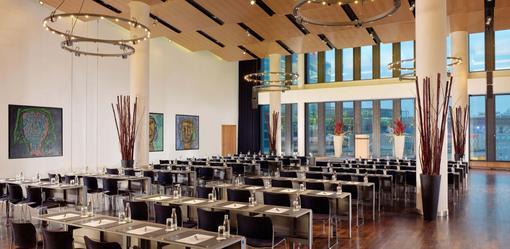 Swissotel ballroom