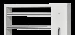 Für maschinelle Rauchabzugsanlagen (MRA), Rauchschutzdruckanlagen (RDA) und natürliche Rauchabzugsanlagen (NRA) sowie zur Zuluftnachströmung