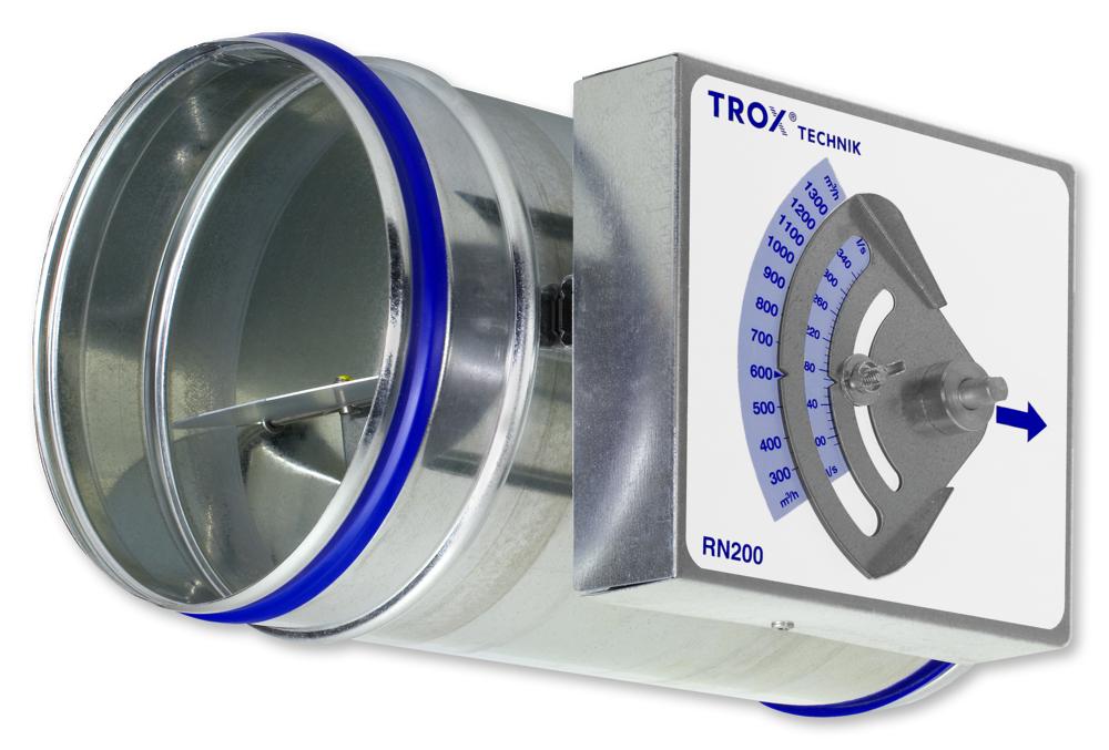 Type Rn Trox Uk Ltd