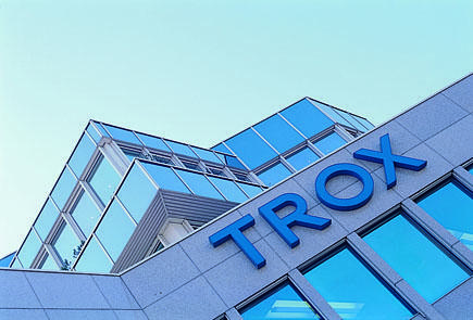 TROX Headquarter 435x295