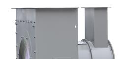 Zur Förderung von Rauchgasen Temperaturklasse F600