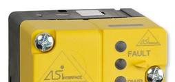 AS-i Safety input module for capturing an actuator end position, approved for applications up to SIL2 to IEC/EN61508